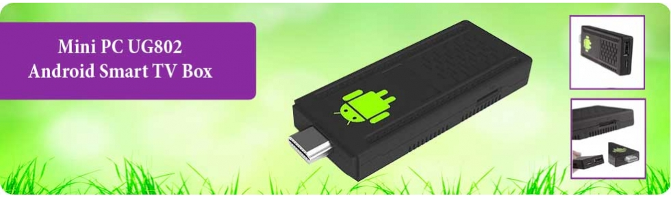 Mini PC UG802